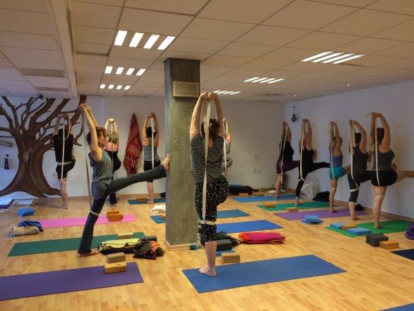 anat zahor yoga workshop