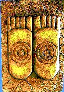 כפות רגלי הבודהה