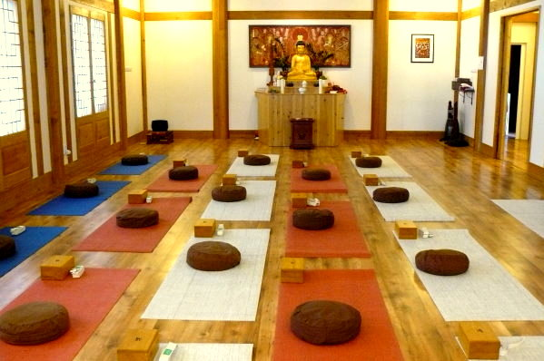 Yoga Dharma retreats and workshops