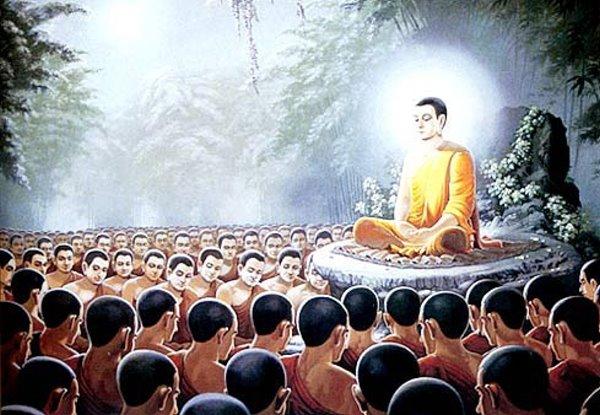 здоровый буддизм