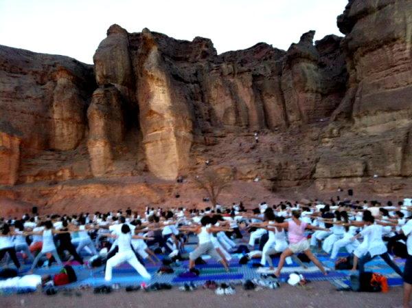 yoga arava anat zahor