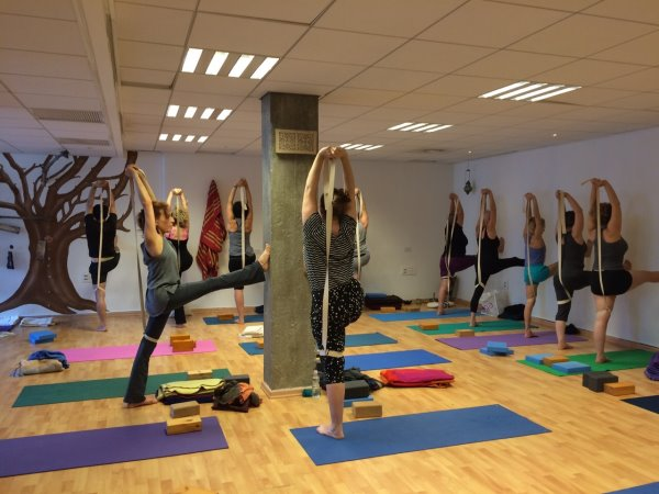 anat zahor yoga workshop feb 15