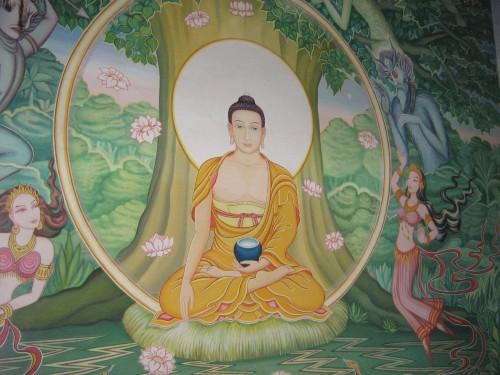 התורה הבודהיסטית