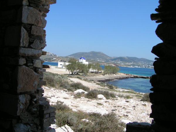 האי פארוס - סדנה עם ענת צחור