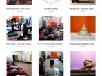 תמונות יוגה סטודיו ענת צחור בפייסבוק