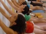 backbend yoga props workshop