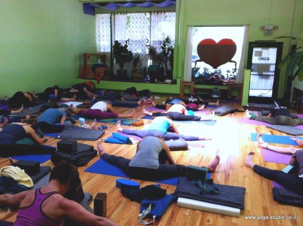 Santa Cruz Yoga Dharma workshop