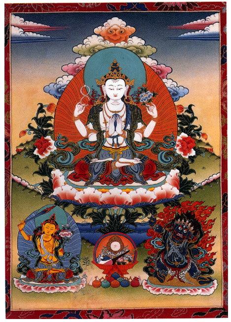 אוולוקיטשוורה בודהיסטוה
