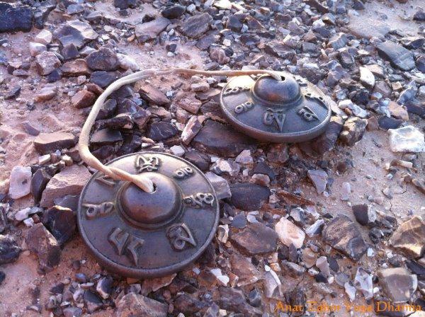 healing silence Anat Zahor May 2015 Desert Ashram