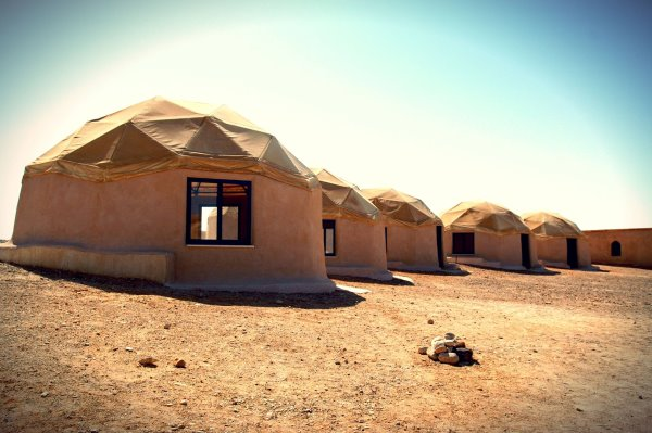 Vipassana desert retreat
