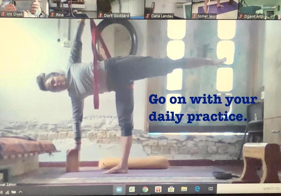 Yoga Dharma online